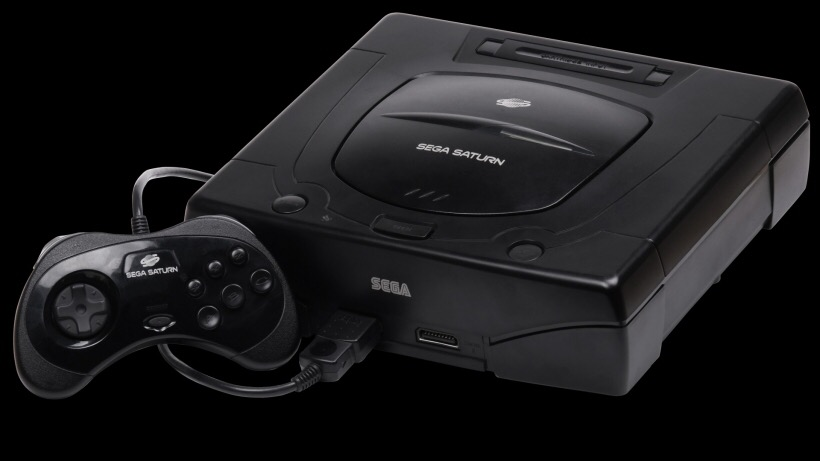 Sega Saturn – Keeping The Lid Closed