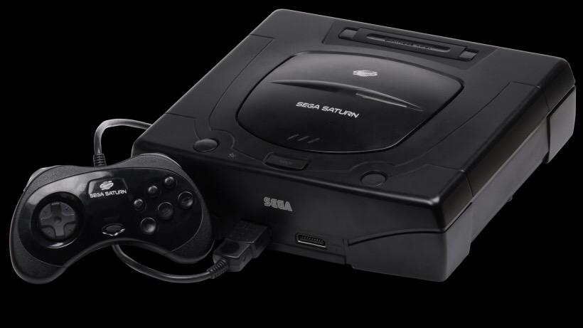 Sega Saturn – Keeping The LidClosed