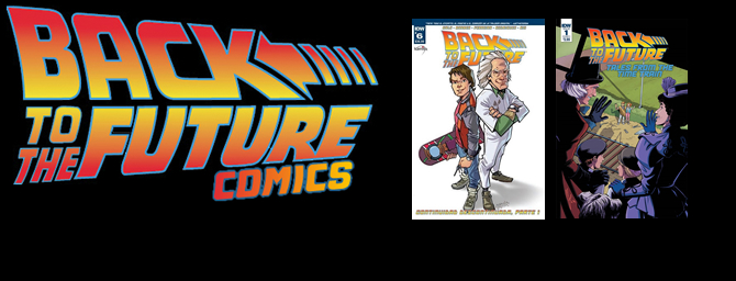 BTTF Collector's Guide Update: New Issues! (9/30/17)