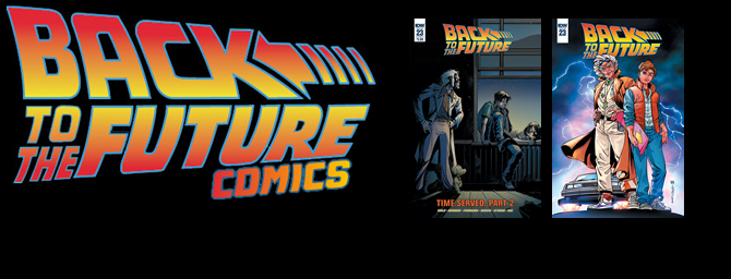 BTTF Collector's Guide Update: New Issues! (10/15/17)