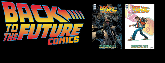 BTTF Collector's Guide Update: New Issues! (11/02/17)