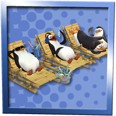 Platinum 019 - Penguins Of Madagascar (PS3)