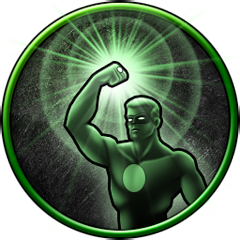 Platinum 024 - Green Lantern Rise Of The Manhunters (PS3)