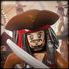 Platinum 026 - Lego Pirates Of The Caribbean The Video Game (PS3)