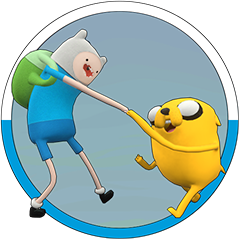 Platinum 058 - Adventure Time Finn And Jake Investigations (PS3)