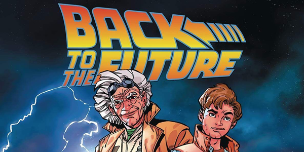 Back To The Future Comic Collector's Guide Update!(2/5/18)