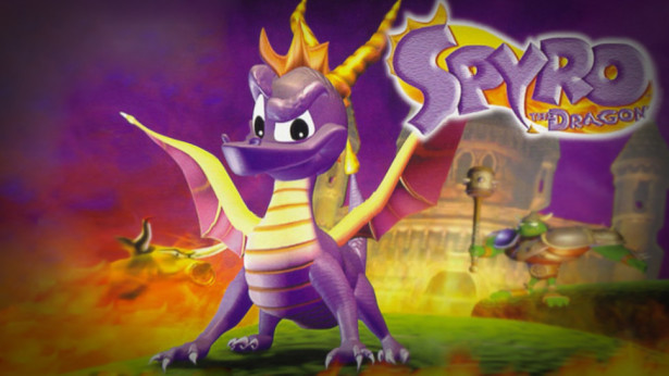 A SPYRO THE DRAGON Trilogy Remaster May Hit Playstation 4 ThisYear