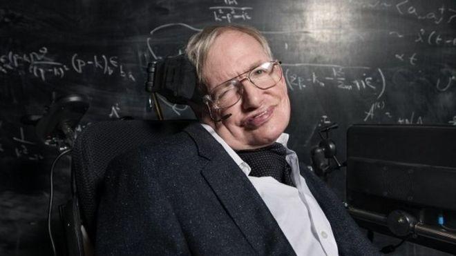 Physicist Stephen Hawking dies aged76