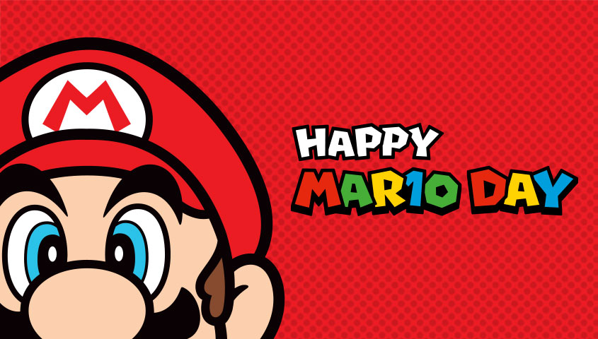 Happy MAR10 Day!