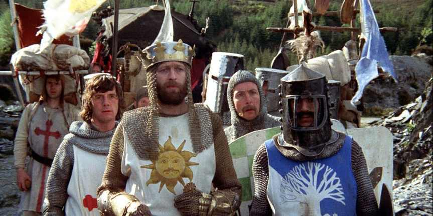 The Entire Monty Python Catalog is Headed to Netflix!