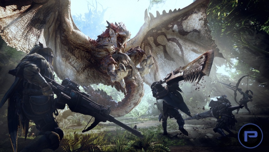 Monster Hunter: World Ships 7.5 Million Copies to Become Capcom's Best-Selling Game Of AllTime!