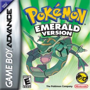 05.01.18 - Pokemon Emerald Version