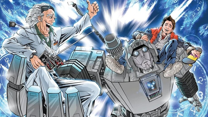 Back To The Future Comic Collector's Guide Update!(10/10/20)