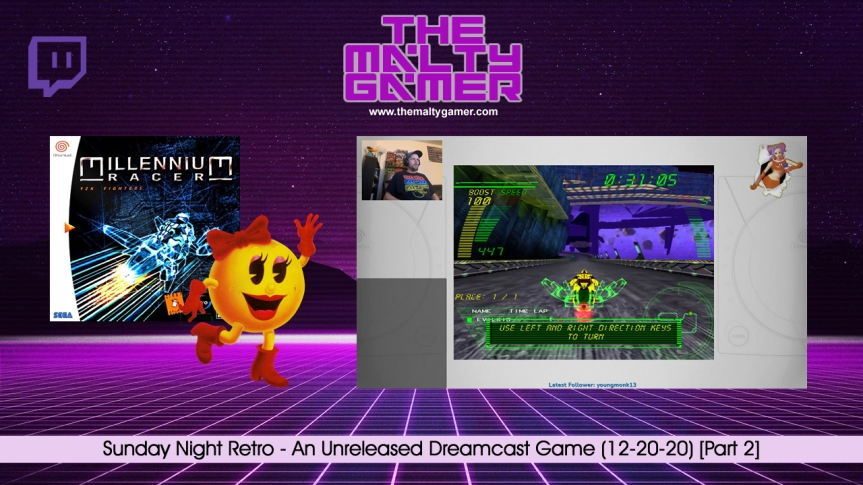 TMG Live Stream Archive OnYouTube!